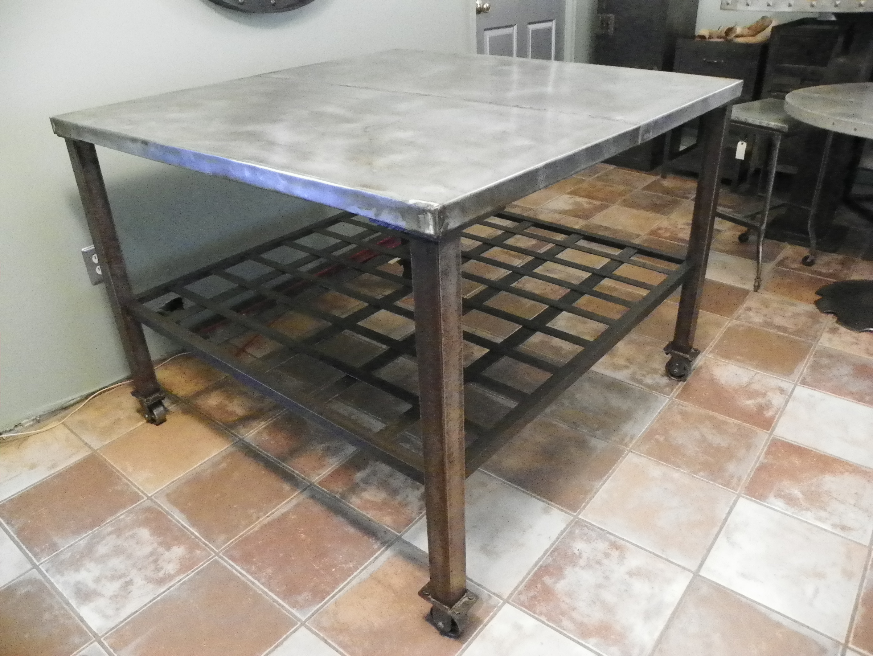 industrial table stissing design